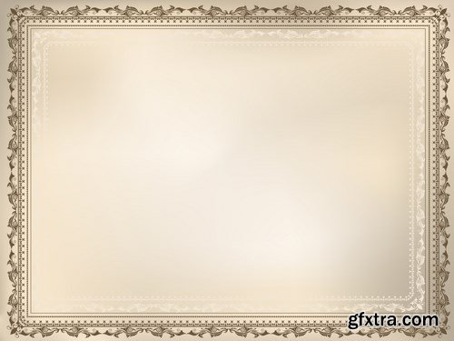Decorative background - 8 EPS