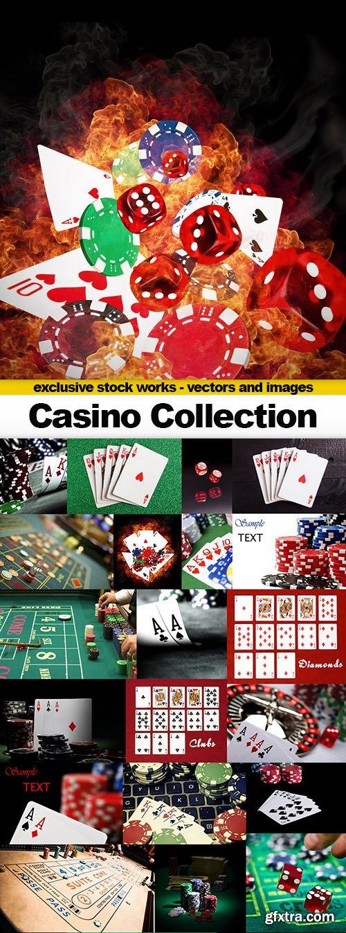 Casino Collection, 50xUHQ JPEG