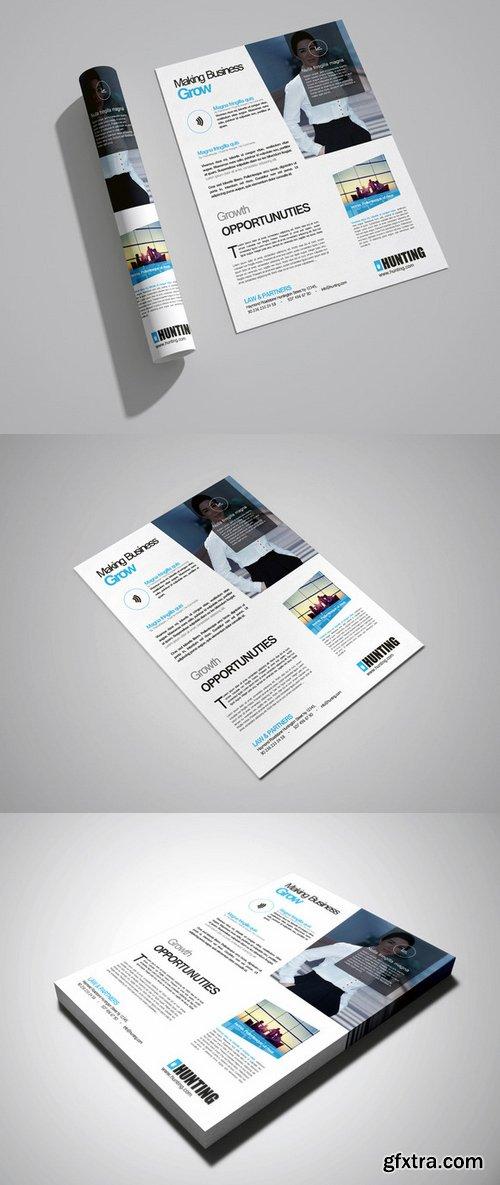 CM - Business Corporate Flyer 335918
