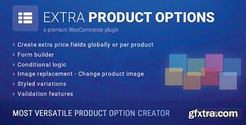 CodeCanyon - WooCommerce Extra Product Options v4.1.2 - 7908619