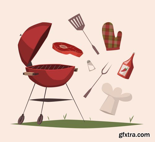 BBQ time - 6 EPS