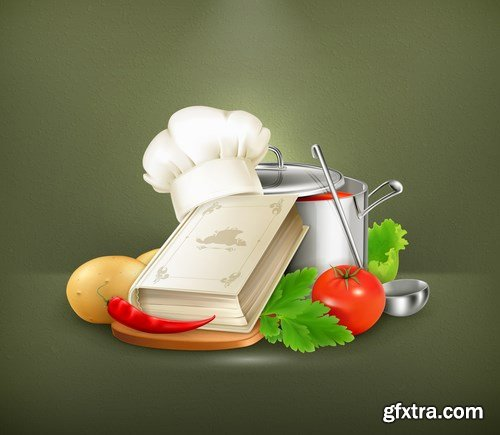 Cooking - 6 EPS