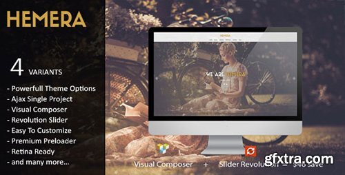 ThemeForest - Hemera v1.0 - Responsive Multipurpose WordPress Theme - 11573883