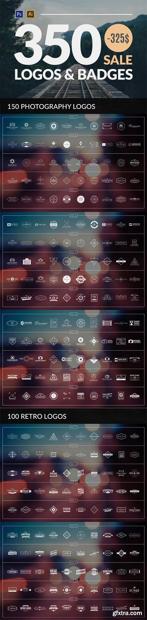 CM 350 Logos & Badges 233294