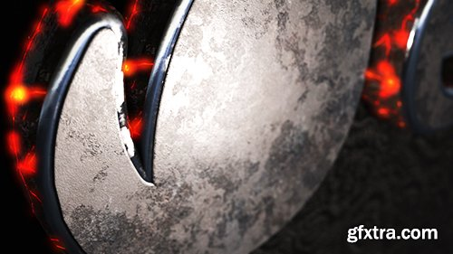 Videohive Abstract Magma Logo 12324122