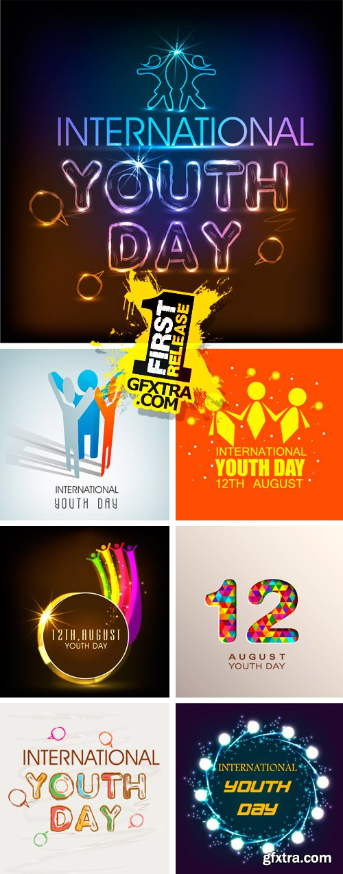 Amazing SS - Youth Day, 25xEPS