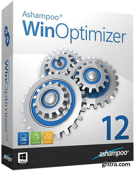 Ashampoo WinOptimizer 12.00.32 Multilingual