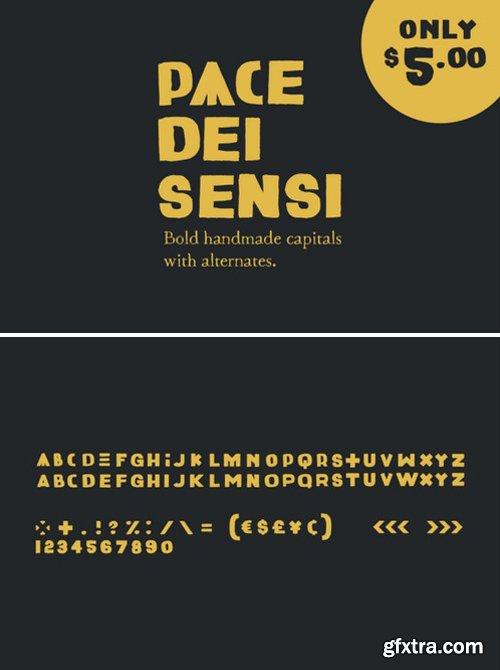 CM - Sensi Bold Handmade 339018