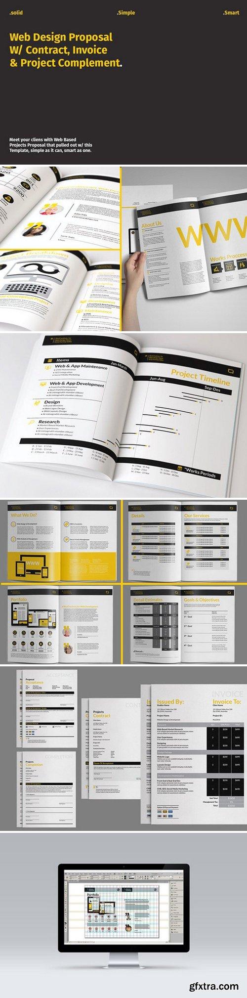 CM - Web Design Proposal W/ Complement 339030