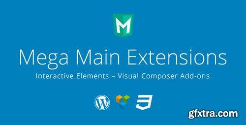 CodeCanyon - Interactive Elements - Visual Composer Addons v1.0.4 - 10379744