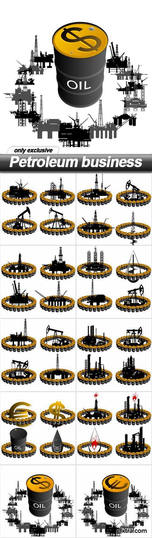 Petroleum business - 10 EPS