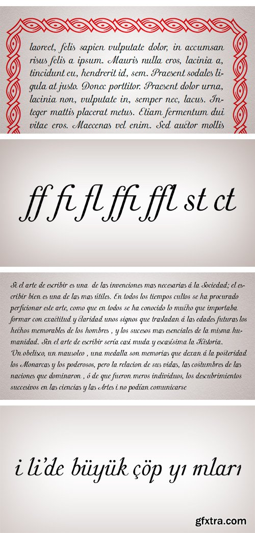 Anduaga Font Family
