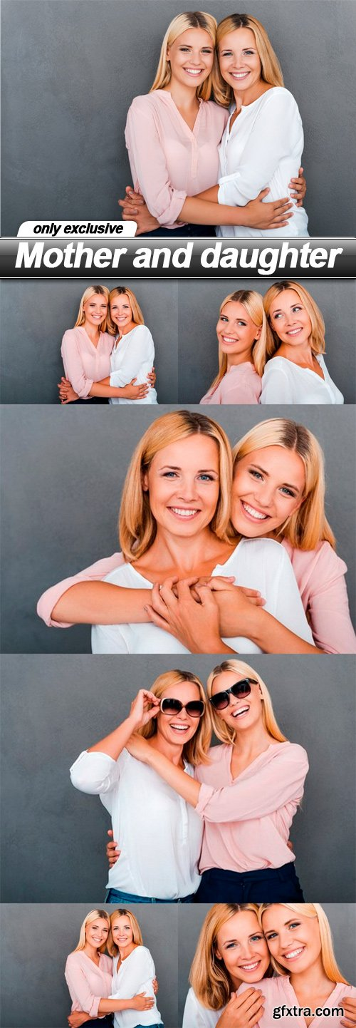 Mother and daughter - 6 UHQ JPEG