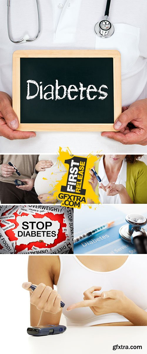 Stock Images Diabetes