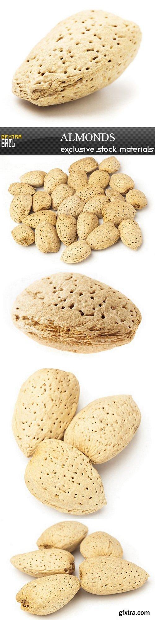 Almonds - 5 UHQ JPEG