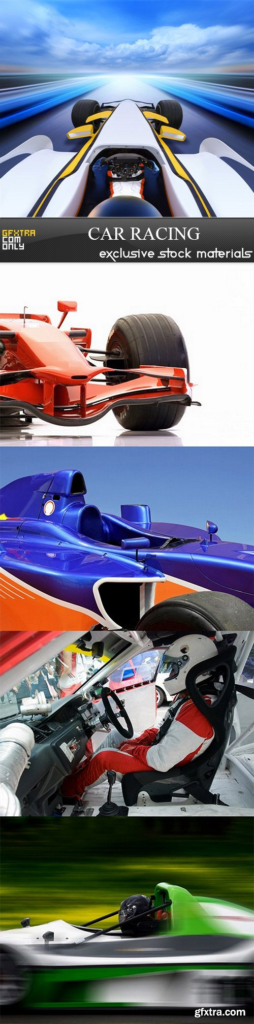 Car Racing - 5 UHQ JPEG