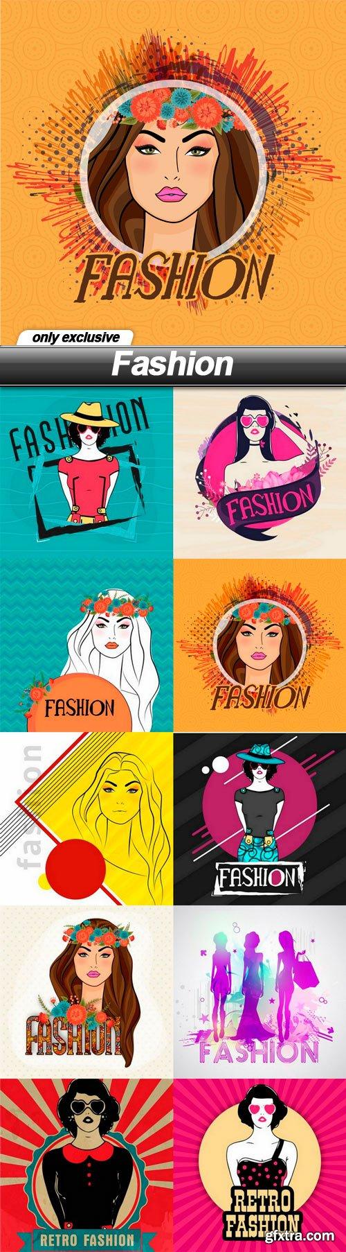 Fashion - 10 EPS