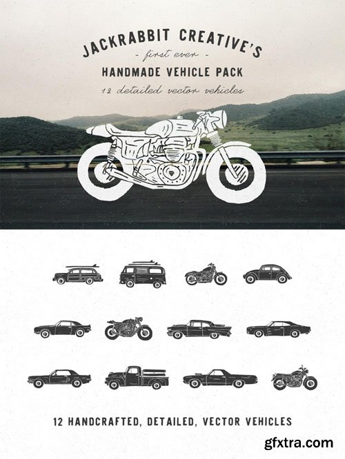 Handmade Vehicle Pack - CM 175571