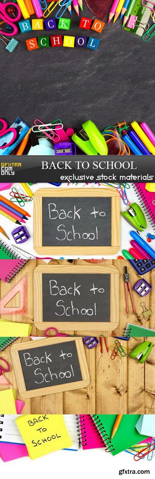 Back to School - 5 UHQ JPEG