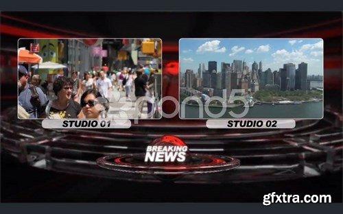 pond5 - Broadcast News