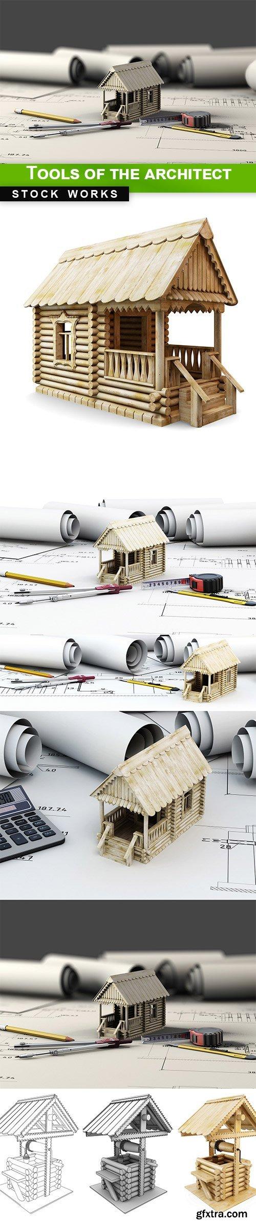 Tools of the architect - 6 UHQ JPEG