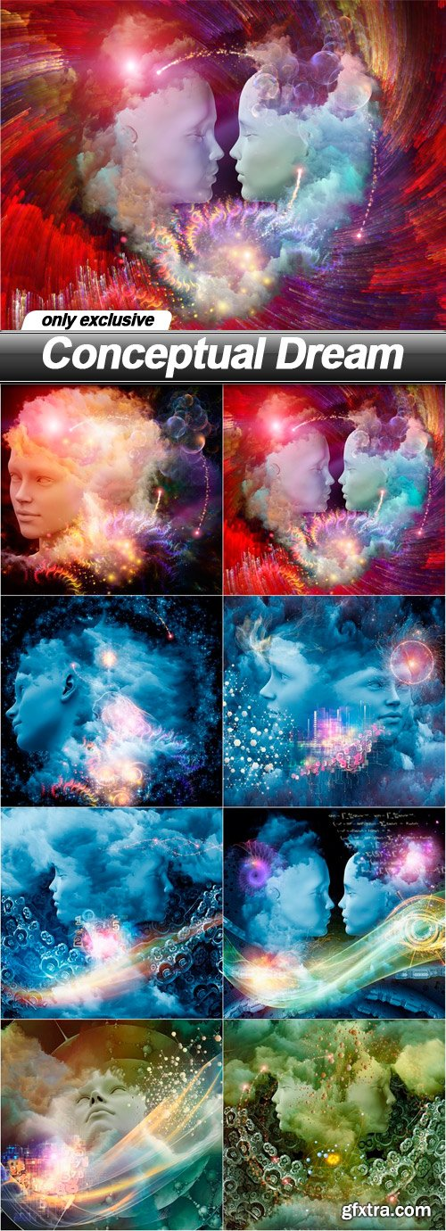 Conceptual Dream - 8 UHQ JPEG