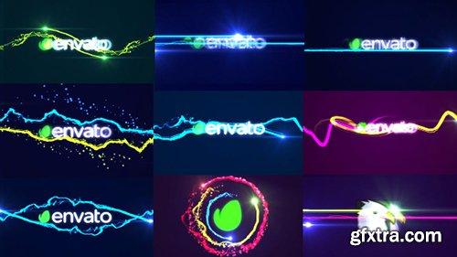 Videohive Fast Logo Streaks Pack 11993448