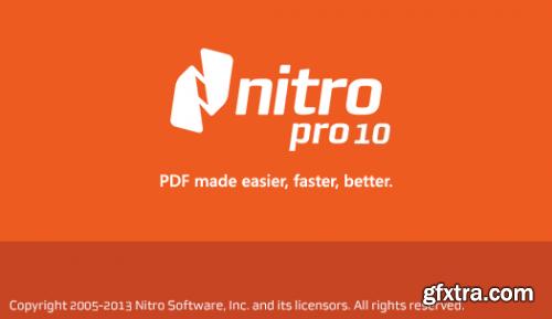 Nitro Pro Enterprise 10.5.4.16 (x86/x64)