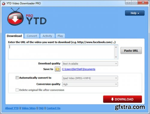 YouTube Video Downloader PRO 4.9.1.0 Multilanguage