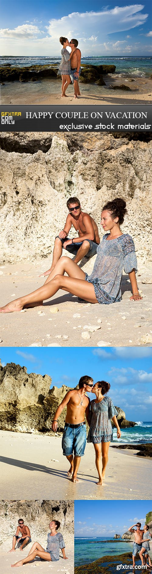 Happy Couple on Vacation - 5 UHQJPEG