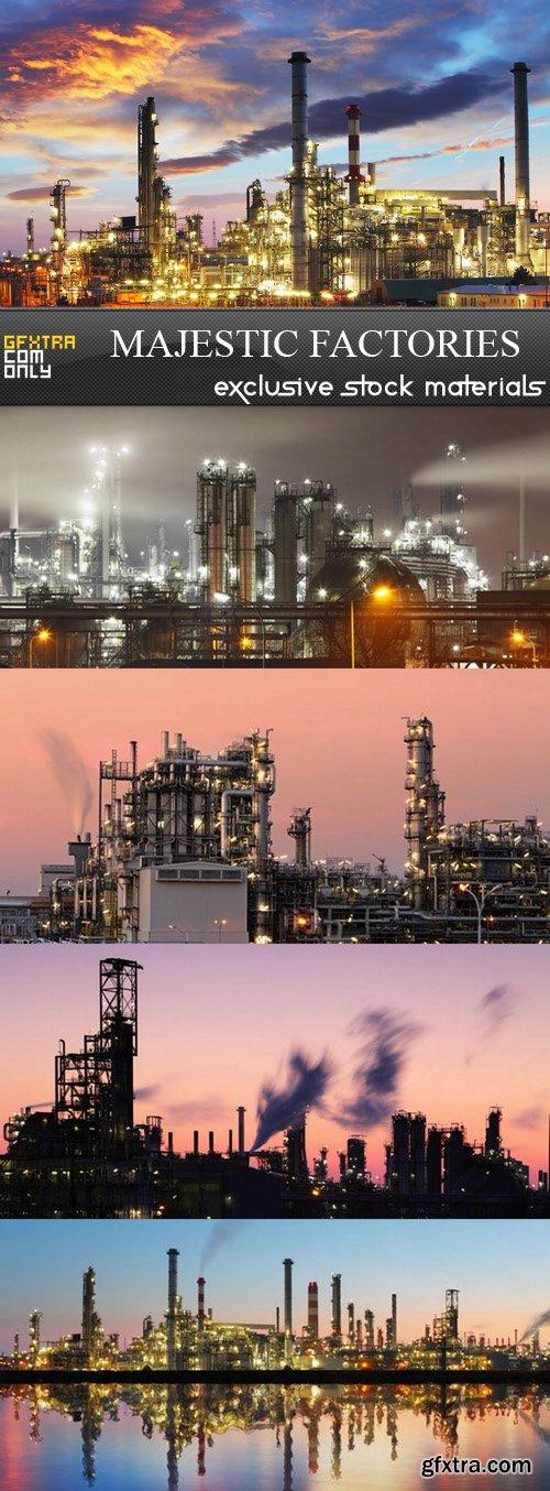 Majestic factories - 5 UHQ JPEG