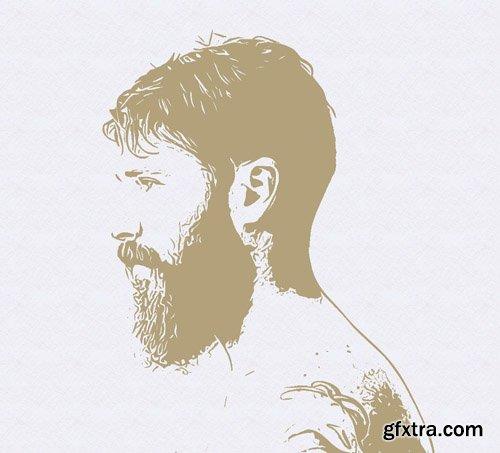 Graphicriver - Vector Sketch Photoshop Action 12451157