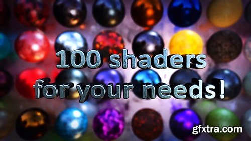 Videohive Elite Shaders for Element 3D v2 12506641