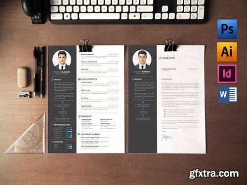 CM Resume/CV + Cover Letter 353142
