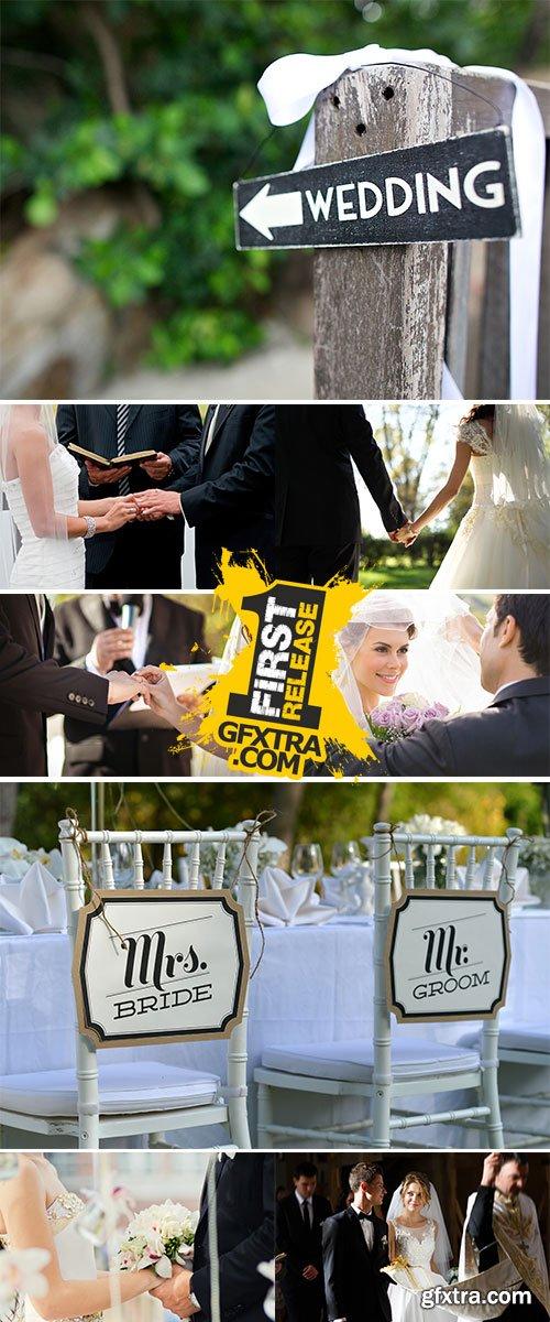 Stock Image Wedding ceremony