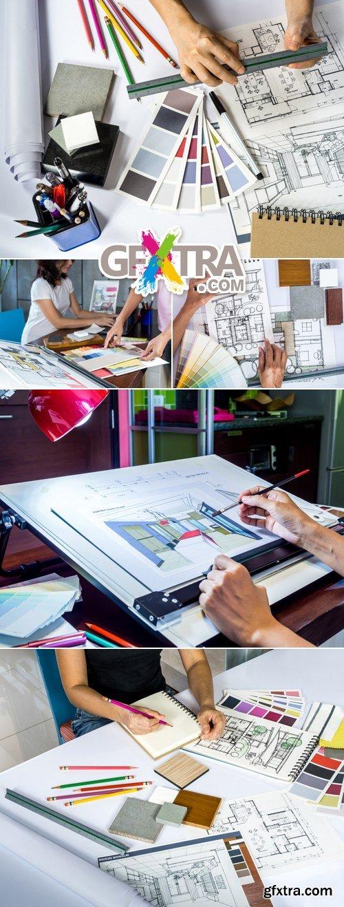 Stock Photo - Architectural Design