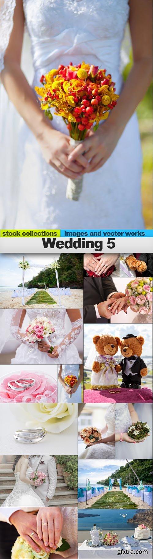 Wedding 5, 15 x UHQ JPEG