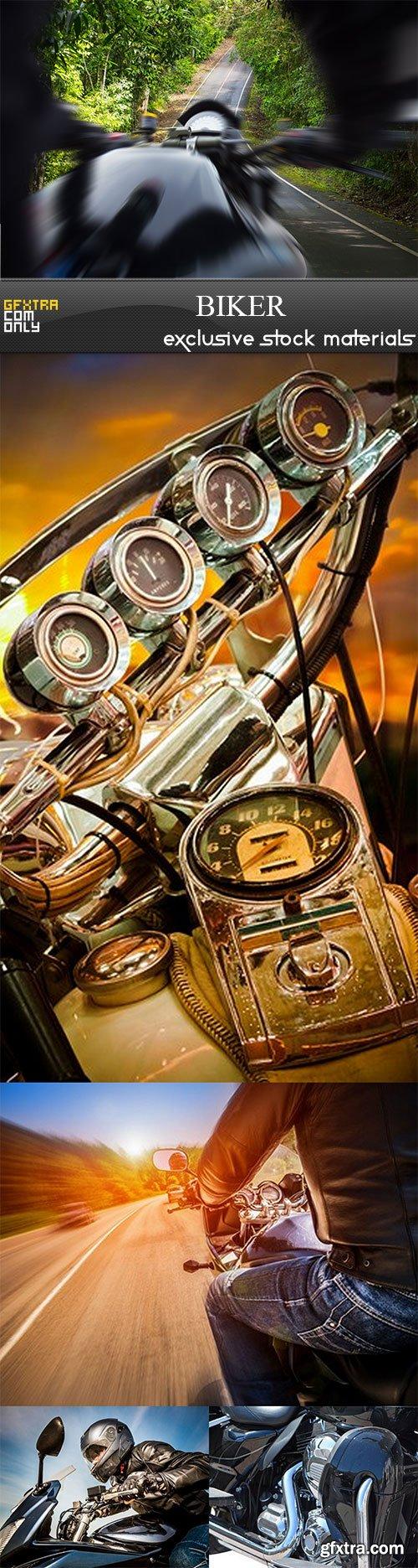 Biker - 5 UHQ JPEG