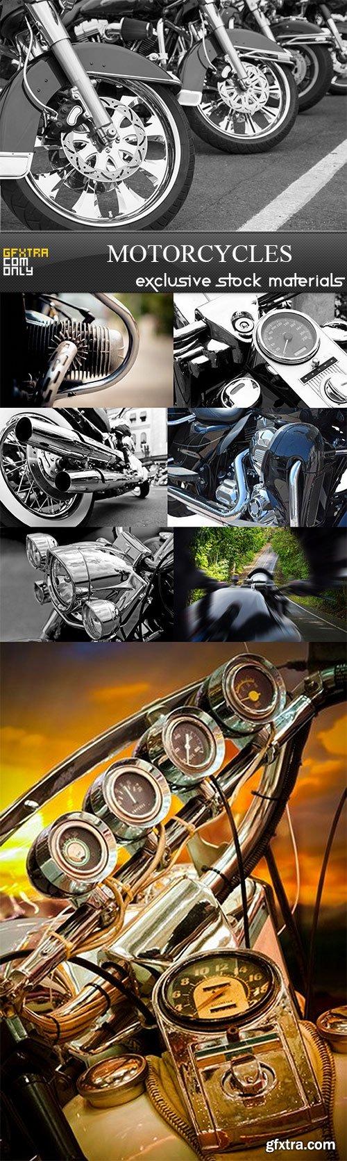 Motorcycles - 8 UHQ JPEG