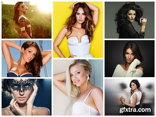 Beautiful Girls Wallpapers Mix 228