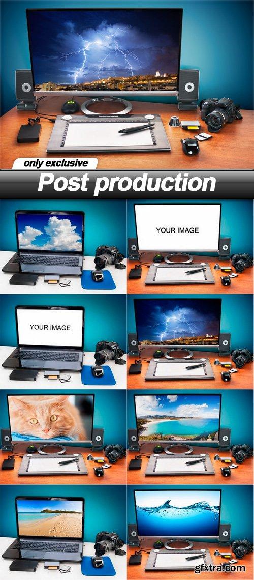 Post production - 8 UHQ JPEG