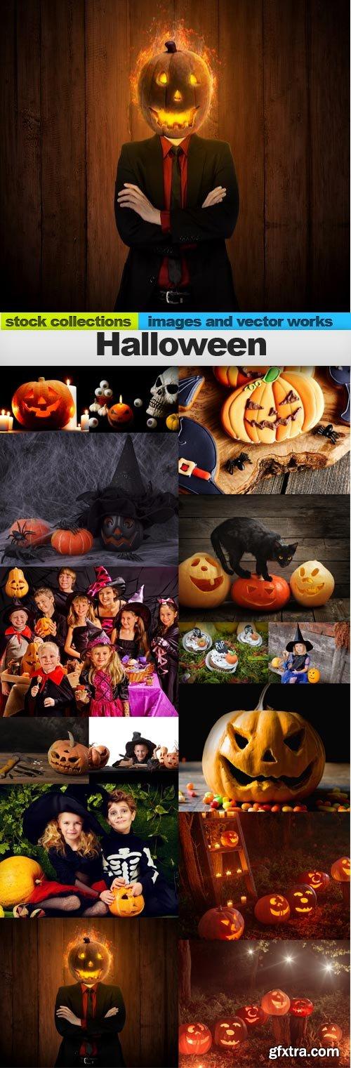 Halloween, 15 x UHQ JPEG