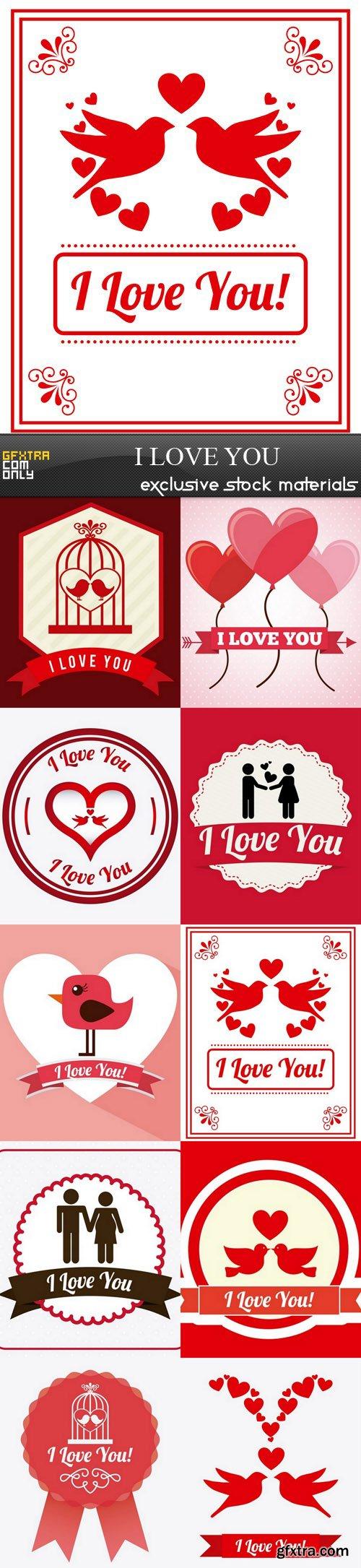 I Love You - 10xEPS