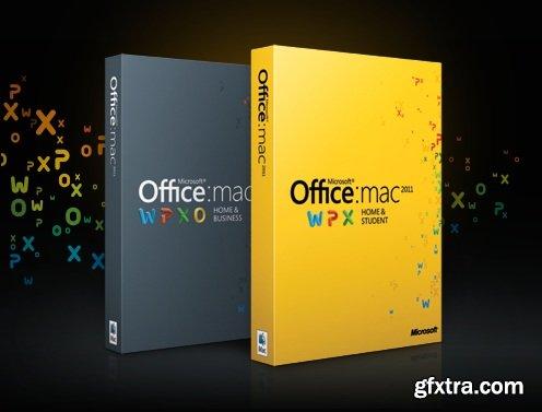 Office 2011 for Mac v14.5.6 SP4 VL