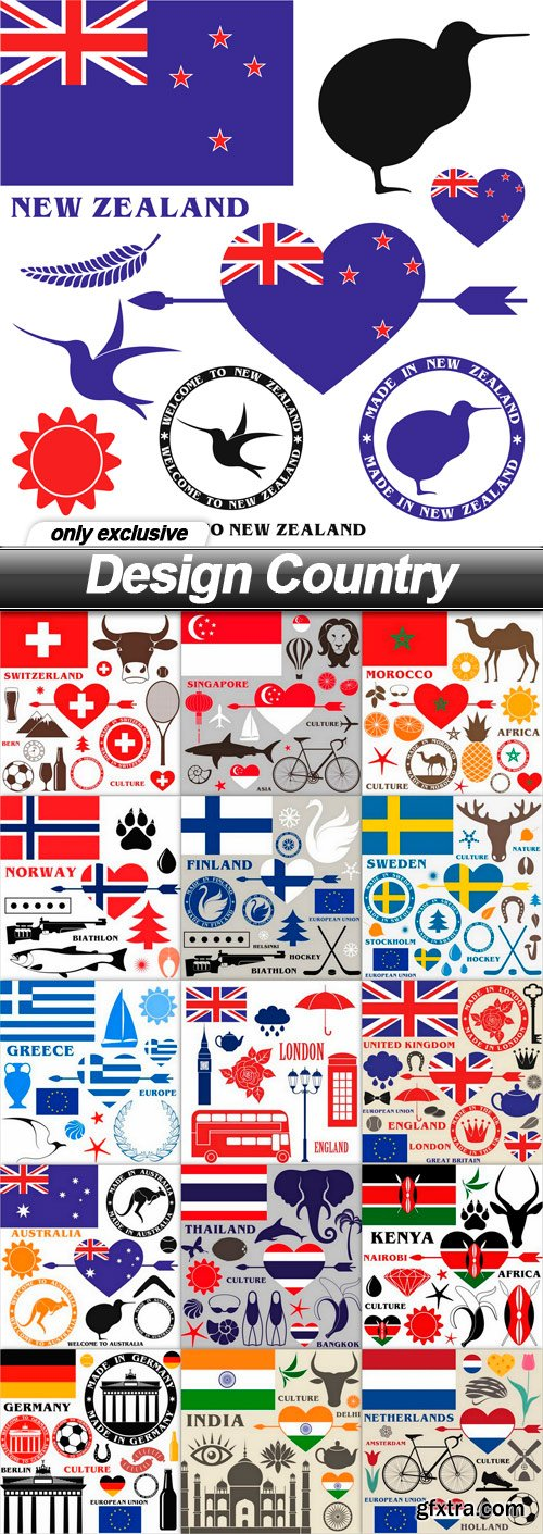Design Country - 16 EPS
