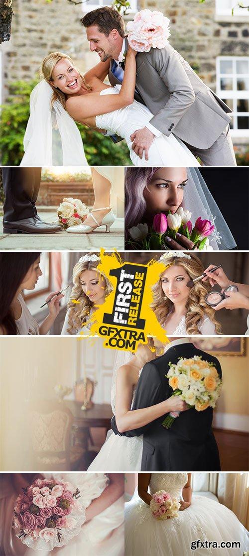 Stock Image Bride