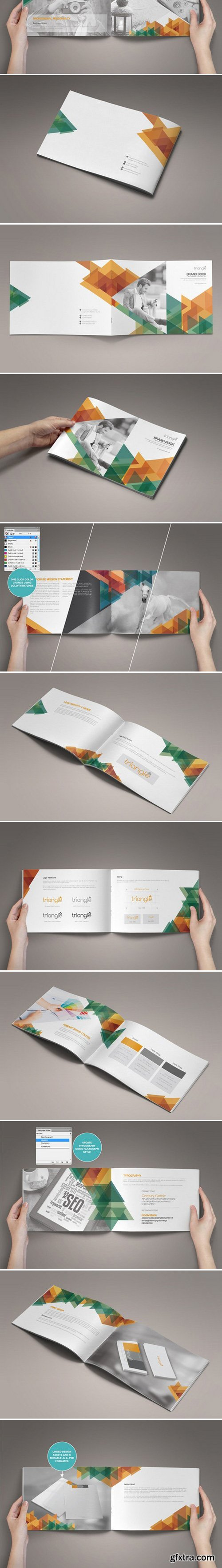 CM - The Shapes-Brand Guidelines Template 395534