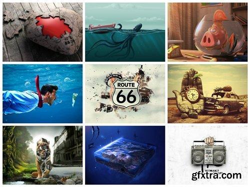 75 Creative Art HD Wallpapers Mix 6