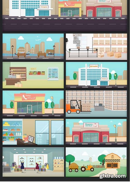Videohive Explainer Video Toolkit 10764968