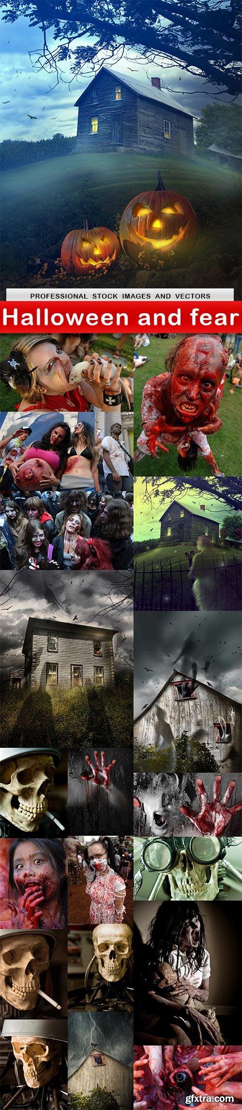Halloween and fear - 20 UHQ JPEG